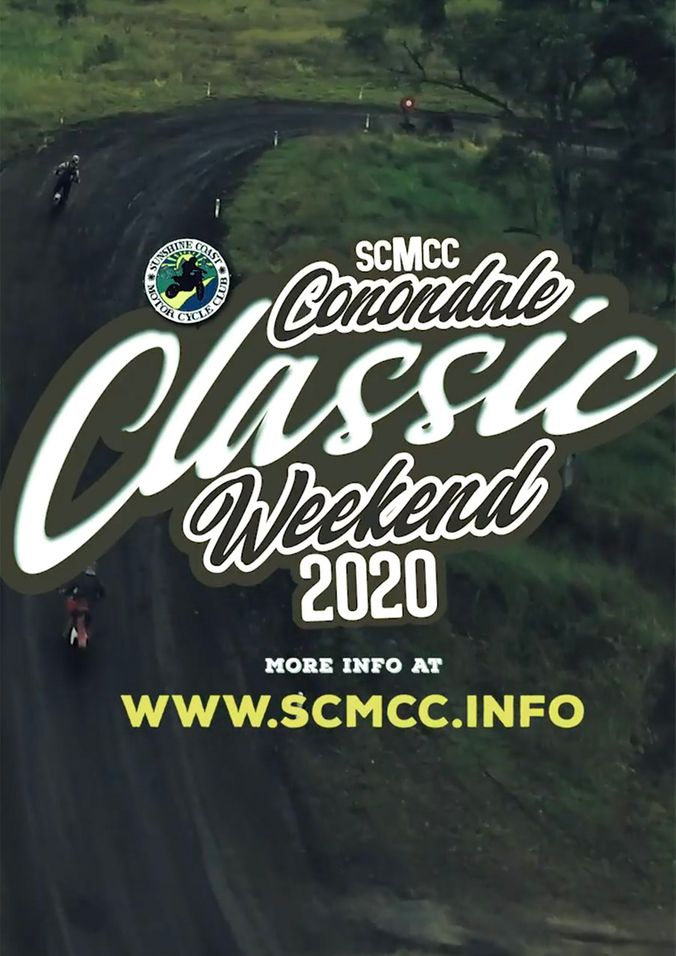 **CANCELLED** Conondale Classic Weekend 2020
