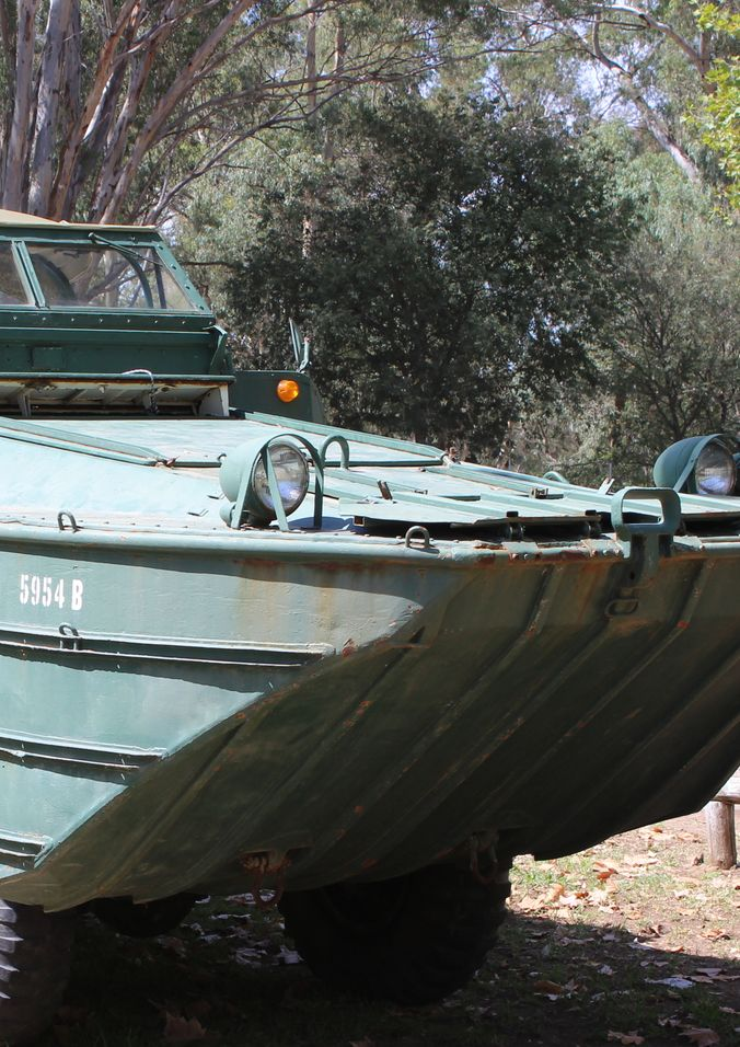42nd Annual Corowa Swim-In and Military Vehicle Gathering