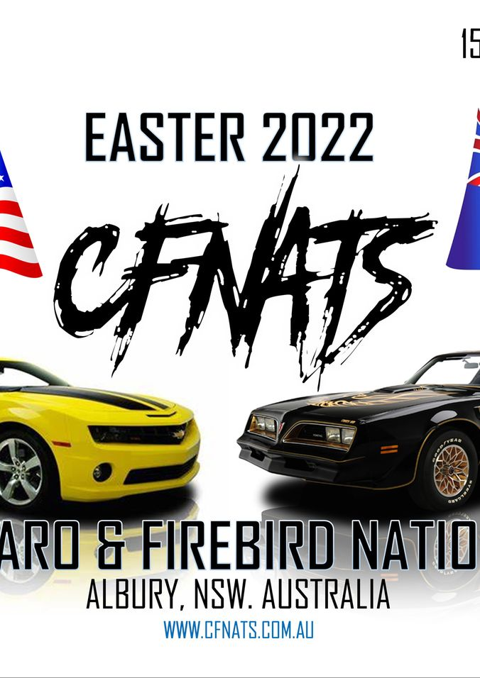 CFNATS 2022 - Camaro & Firebird Nationals