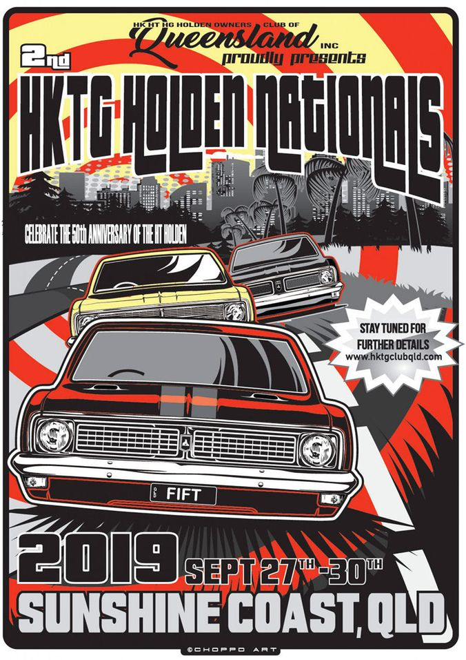 2019 HK HT HG Holden Nationals