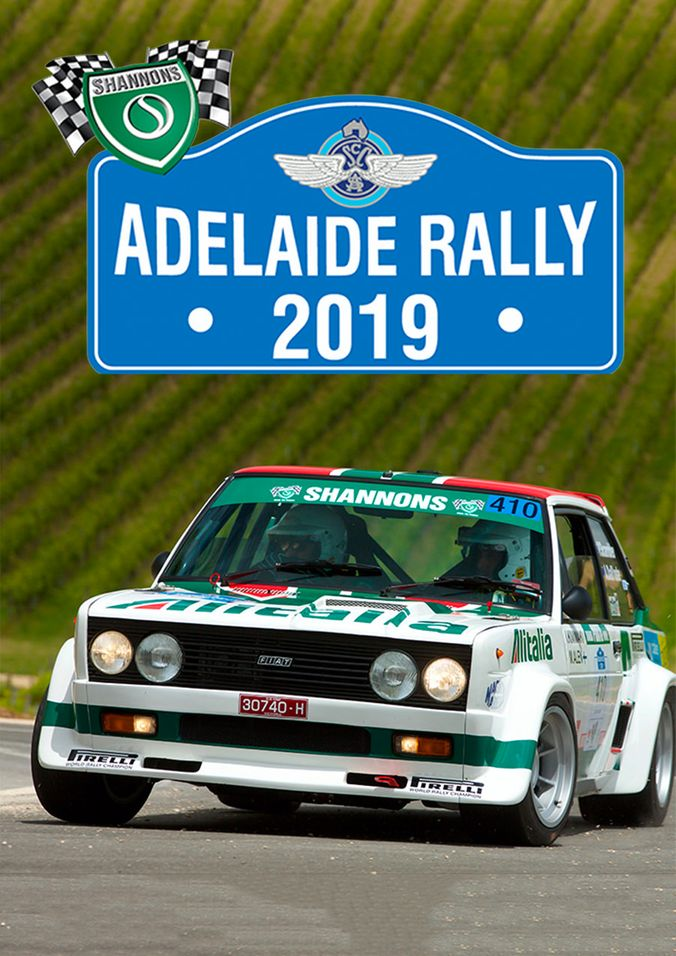 Shannons Adelaide Rally