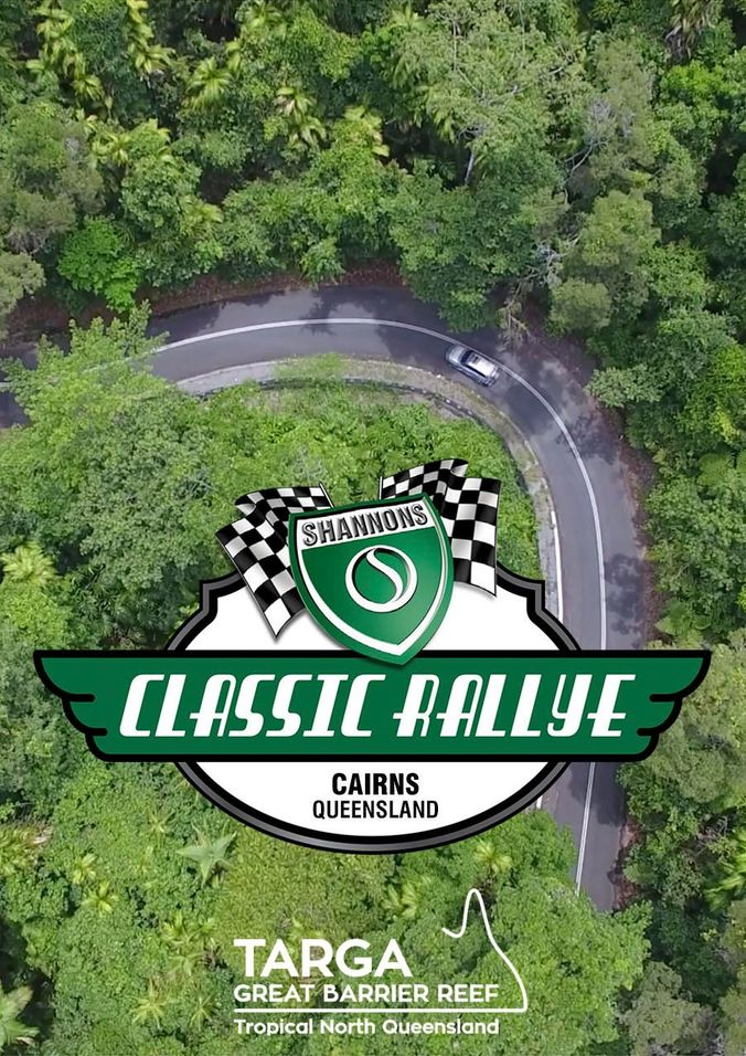 Shannons Classic Rallye - Targa Great Barrier Reef