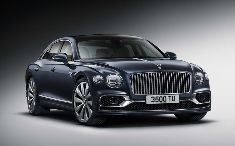 Bentley ups the luxury ante with new-generation Flying Spur sedan