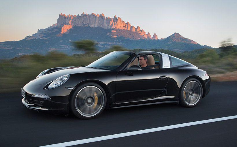 2014 Porsche 911 Targa: The Original Lives Again