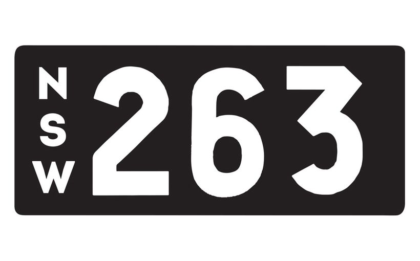 Numbers plate up at Shannons Summer Timed Online Auction