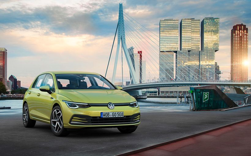Volkswagen goes big on technology with all-new, eighth-generation Golf