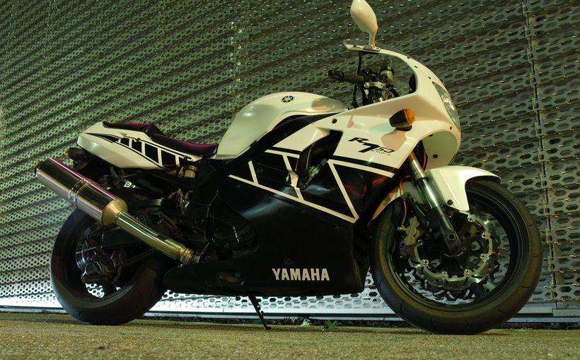 Yamaha YZF750R: 20-Valve Legend