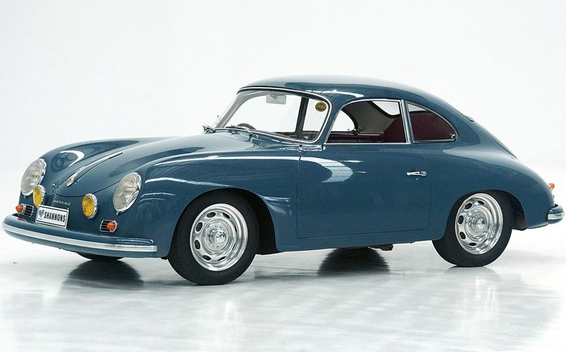 Classic Porsche trio in Shannons Timed Online Auction