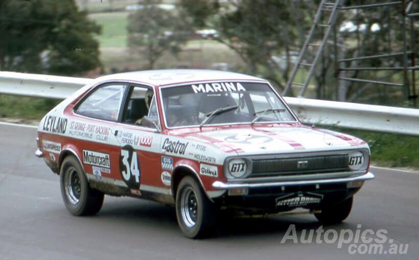 Leyland Marina: rallying, V8 sports sedans and Bathurst on a budget