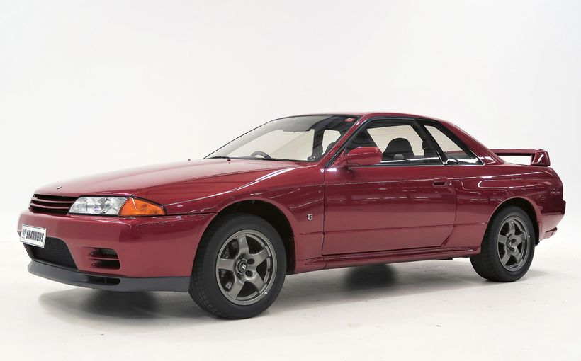 Japanese Sporting Classics in Shannons Winter Online Auction