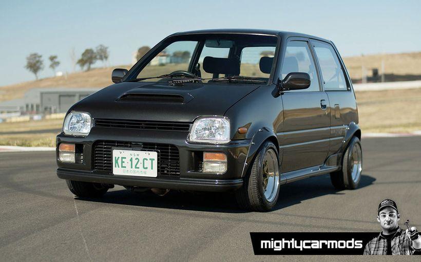 Marty's MAAAD 1992 Daihatsu Mira TR-XX X4