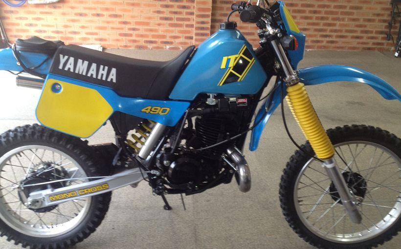 Yamaha IT490: Part One