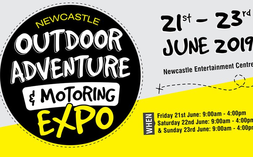Newcastle Outdoor Adventure & Motoring Expo - Ticket Offer