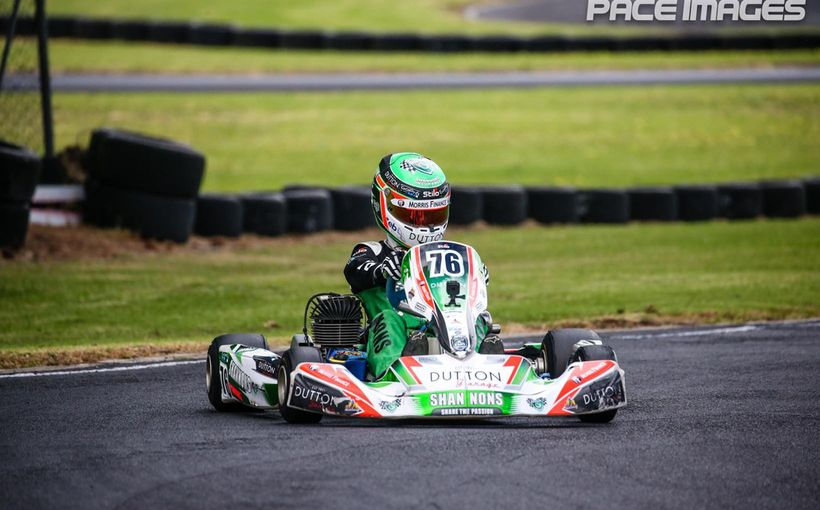 Emerson Wins 2018 South Australian Black Plate in Mt Gambier
