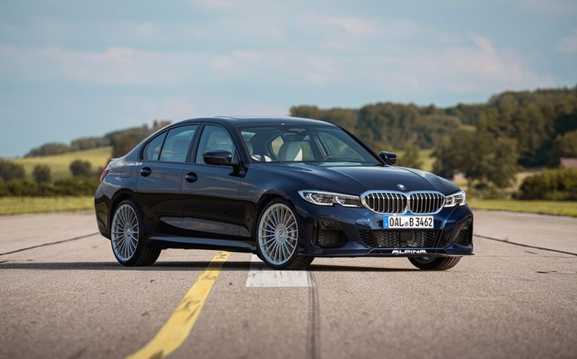 Alpina blends plush comfort with super performance in all-new B3 Biturbo sedan