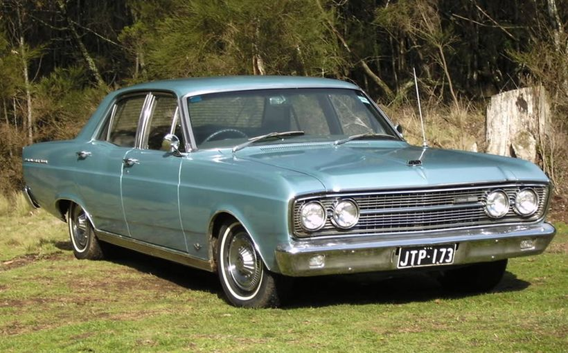 Ford Fairlane: The great Australian road limousine