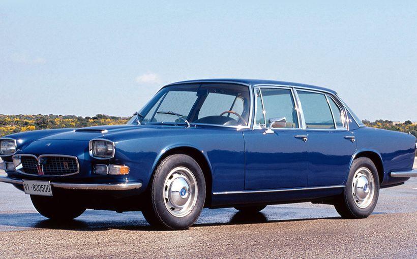 Maserati Quattroporte: Translating 'four-door' into automotive music