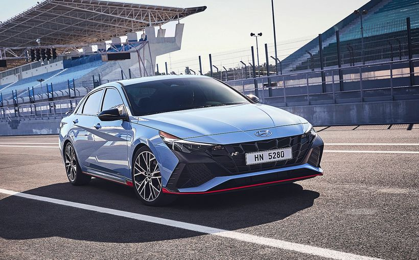 Hyundai gears up to launch new i30 Sedan N, but not without a Fastback goodbye