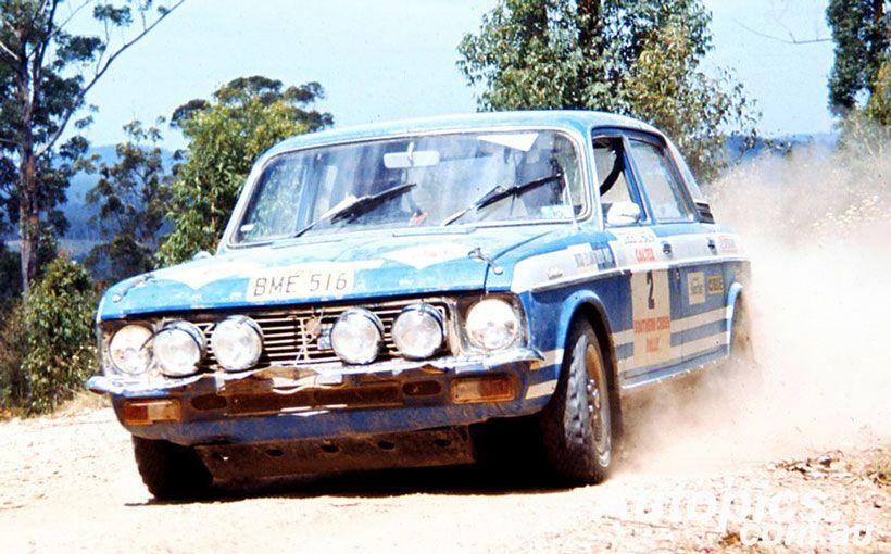 Austin X6: unique Aussie rally winner with a Marathon pedigree