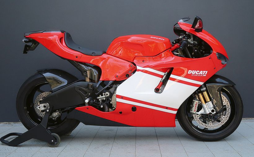 Shannons to auction eight special Ducatis