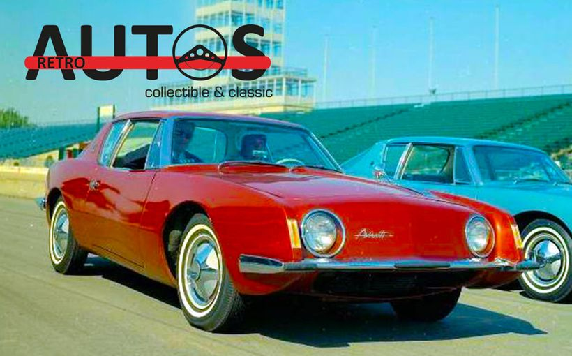 Studebaker's Stylish Avanti—Unrealised Potential