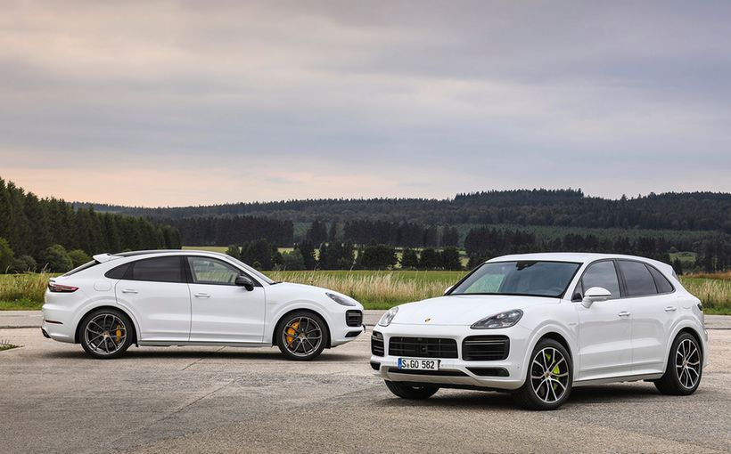 Porsche turns up performance wick with 500kW Cayenne Turbo S E-Hybrid