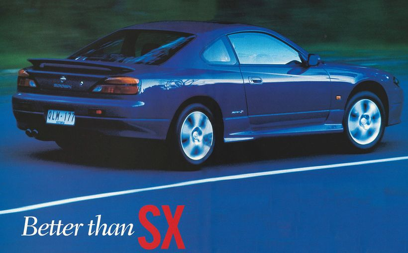 Nissan 200SX/Silvia: Better than SX