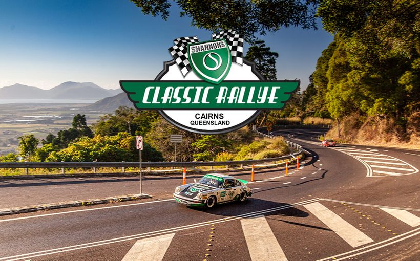 Targa Great Barrier Reef Shannons Classic Rallye Tour 2020