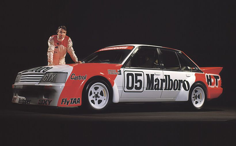 Holden VK Commodore: Last Big Banger. First Euro Challenger.