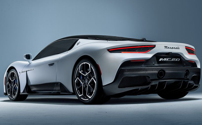 Maserati is re-entering the mid-engined supercar game with the new MC20