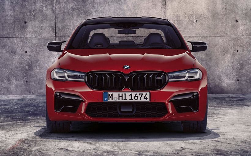 BMW gives nip and tuck to savage supercar-slaying M5 Competition sedan