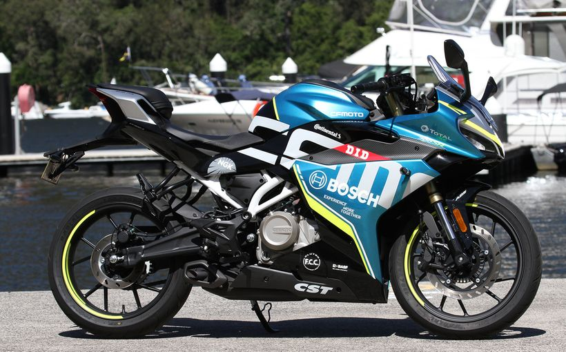 2021 CFMOTO 300SR ABS: Bargain Hunt