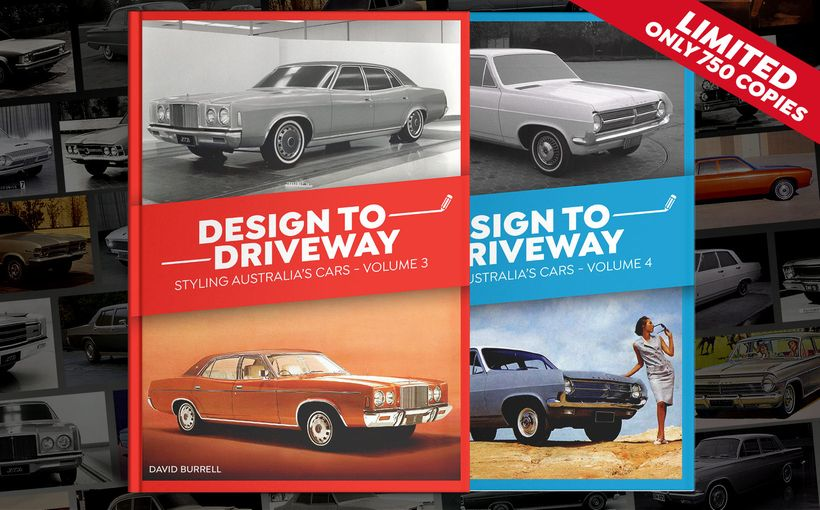 Design to Driveway - Volume 3 and Volume 4 Now on Sale