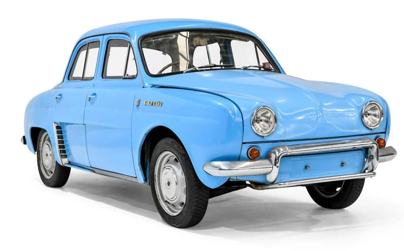 Renault Dauphine: heir to the French small car crown