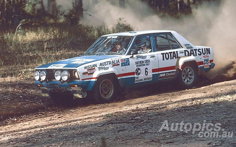 Datsun Stanza: Nissan's greatest rally car