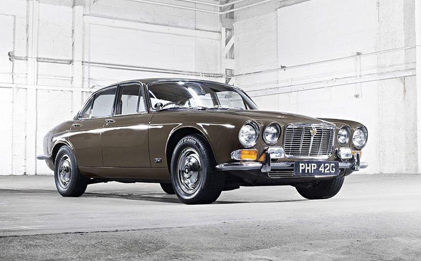 Jaguar XJ: The definitive sports luxury saloon