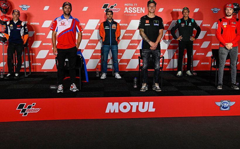 Classic Assen Awaits Before Summer Break For MotoGP!