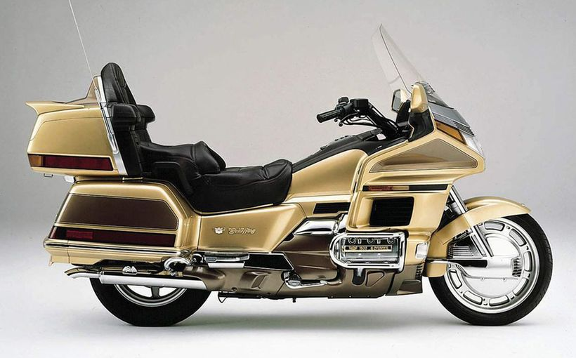 Honda Gold Wing: the gold standard in two-wheeled grand touring