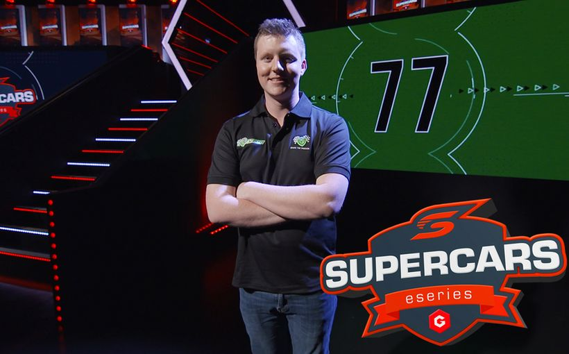 Meet Shannons GFinity Supercars ESeries Driver - Madison Down