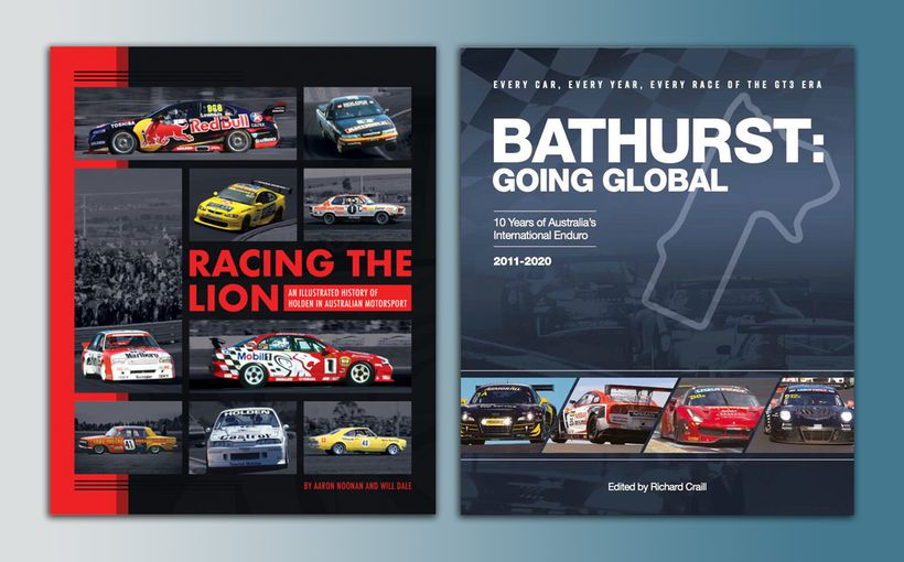 'Racing the Lion' & 'Bathurst Going Global' Books - Exclusive Discount Offer