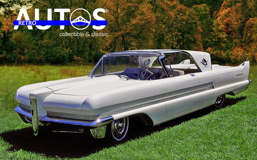 1956 Packard Predictor - Great styling, wrong name and poor timing