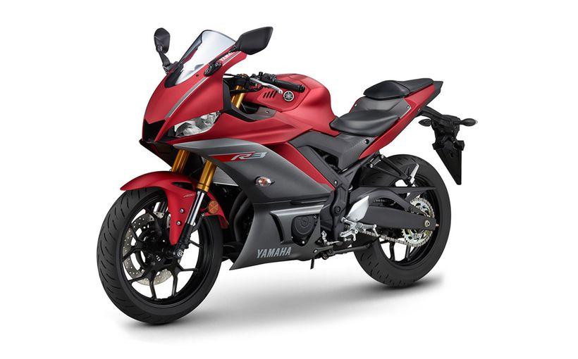 Yamaha YZF-R3: Sharper, Sportier R3