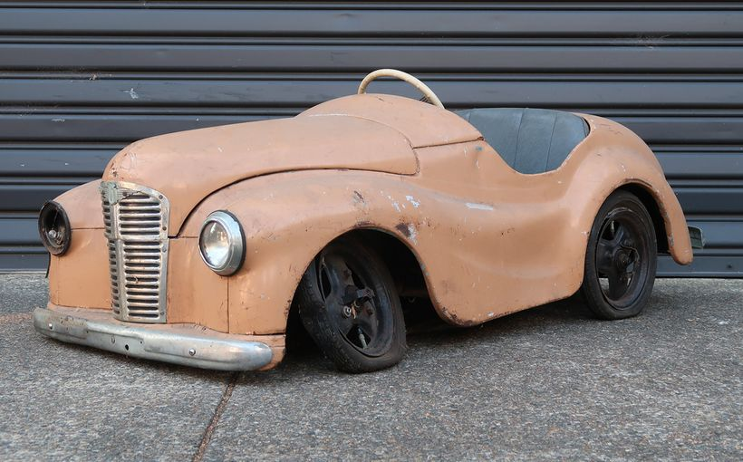 Tempting 'project' cars at Shannons November Online Auction
