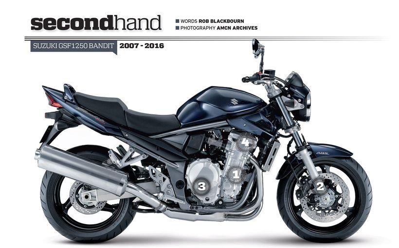 Suzuki GSF1250 Bandit 2007-2016: Hooligan Heritage