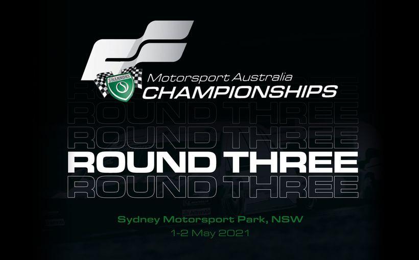 Shannons Motorsport Australia Championship Round 3