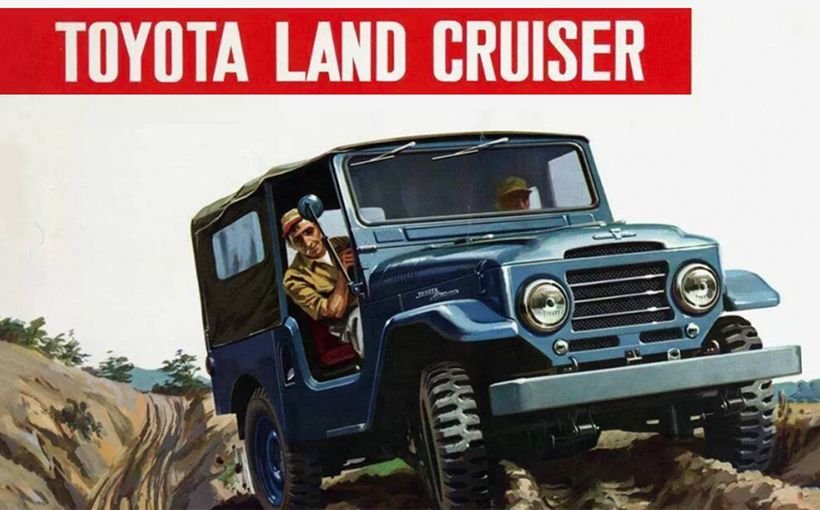 Toyota Land Cruiser: Australia's king off the road
