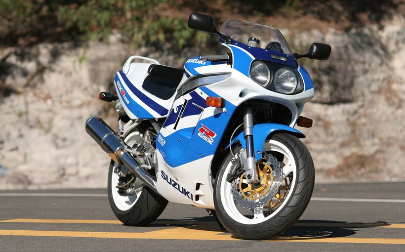 1991 Suzuki GSX-R750M: Peak of Development