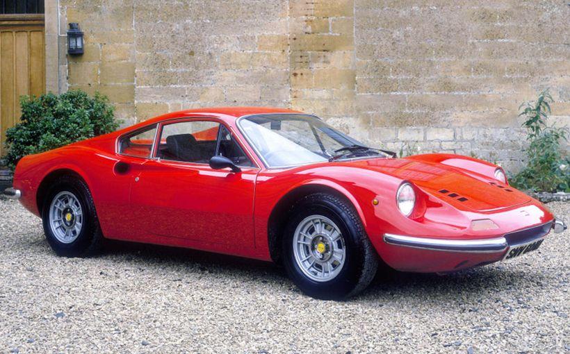 Ferrari Dino: 'tiny, brilliant, safe…almost a Ferrari'