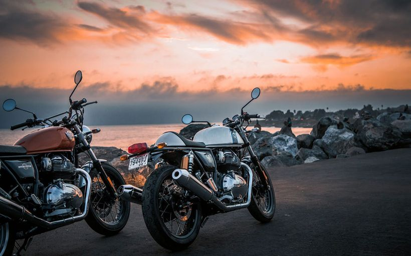Royal Enfield Interceptor & Continental GT 650: New World Order