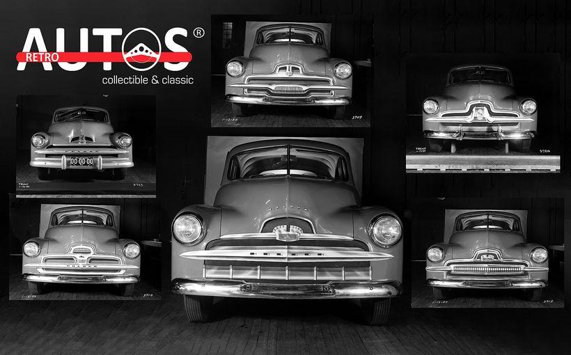 Retroautos January - Secret FJ Holden Design Proposals Revealed
